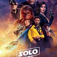 《星際大戰外傳:韓索羅 Solo: A Star Wars Story》--微笑去冒險