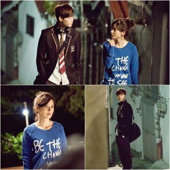 男孩的癡情,修夏:「我會守護妳」