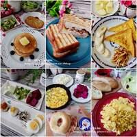 ♥ 艾薇廚房 ♥ 手做。早午餐系列食譜 I  (陸續更新中)