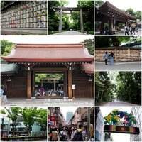 ▌日本東京 ▌【景點】原宿景點推薦 ♥ 參拜人數日本第一「明治神宮」、潮流指標「竹下通」、歐風大街「表參道」♥