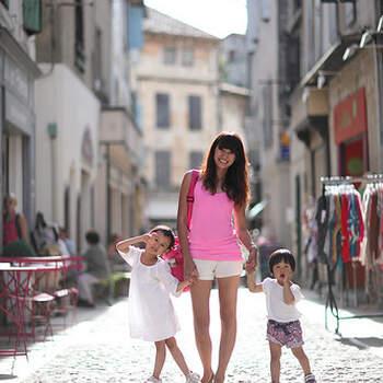 帶孩子旅行不困難。只要心向著『一起旅行』