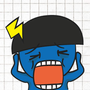 Mr.Blue不路